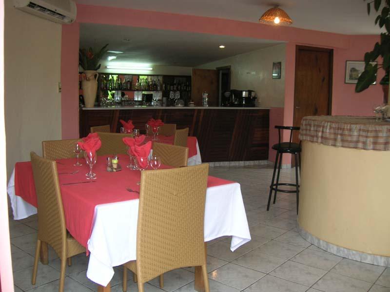 Pointe Noire - Restaurant